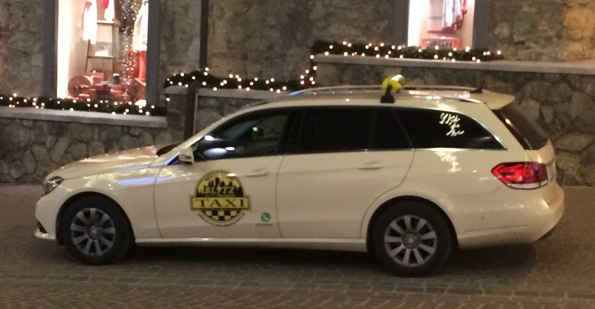 Blitz Taxi